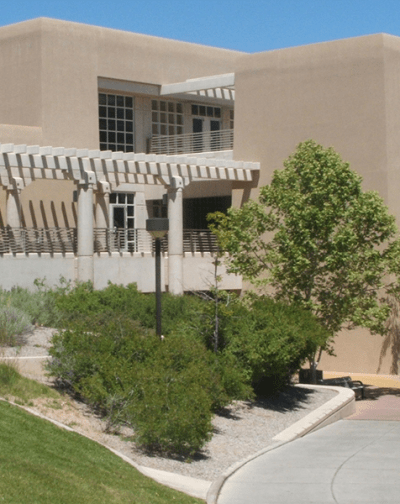 Dane Smith Hall, UNM