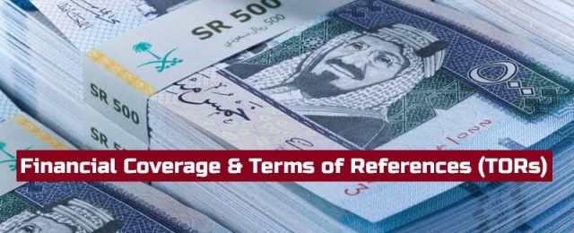 Financial Coverage & Terms of References (TORs) for Saudi Arabia Fully Funded Scholarships 2019