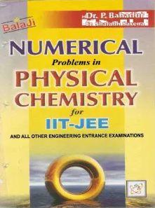 Physical Chemistry by P.Bahadur PDF Download