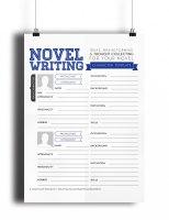 Novel Writing Template, Expansion, pack, characters, plot, outline, plan, MC, FMC, Etsy, asmallbirdorganizes
