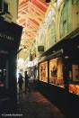 Oxford's Covered Market. Copyright Cornelia Kaufmann