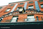 Outside the Dublin Writers Museum. Copyright Cornelia Kaufmann