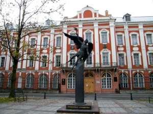 جامعة سانكت بطرسبورغ الحكومية