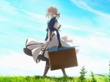 【Netflix (ネットフリックス) ×アニメ×英語】「ヴァイオレット・エヴァーガーデン」で学ぶ