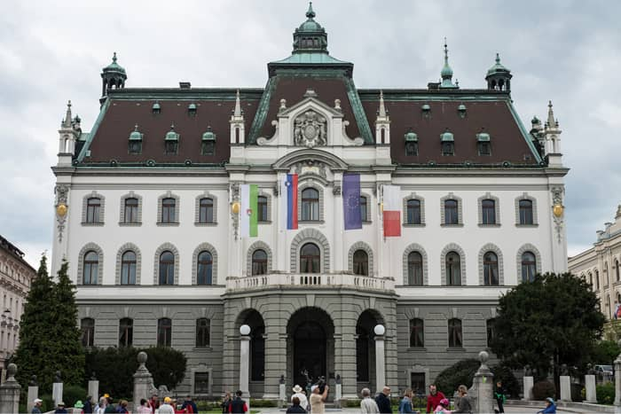 University in Slovenia
