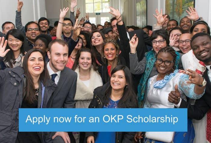 okp scholarship - Netherland
