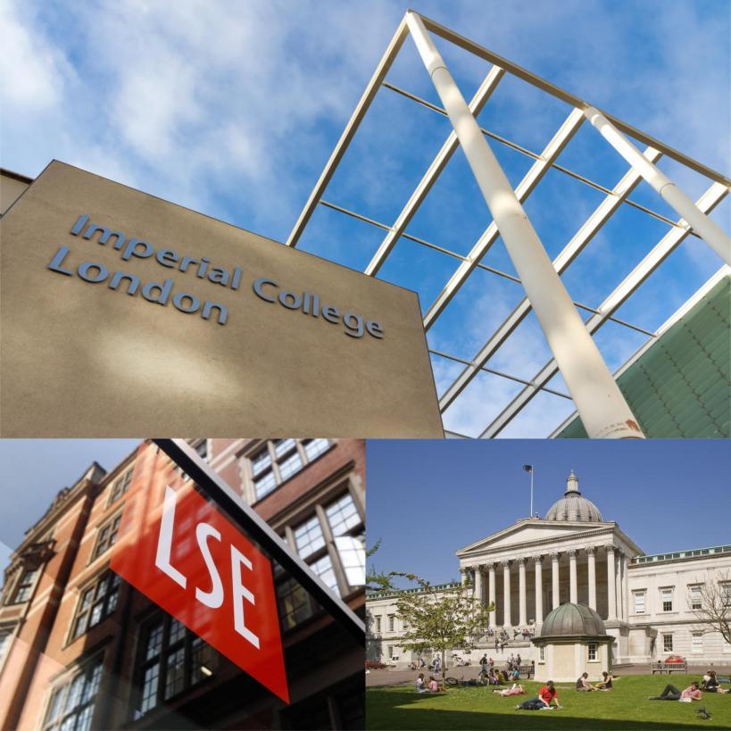 อยากเข้า LSE, Imperial, UCL คุณต้องใช้ความพยายามระดับไหน ?