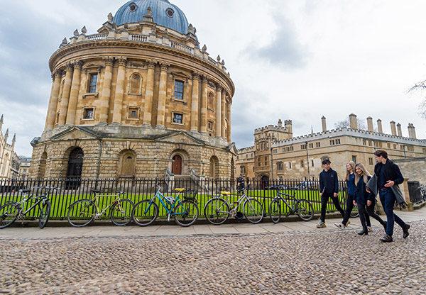 คุณเหมาะกับ Oxford หรือไม่ : 4 คำถามเอาไว้ถามตัวเอง