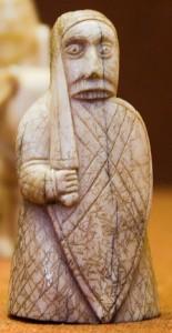 Beserker,_Lewis_Chessmen,_British_Museum