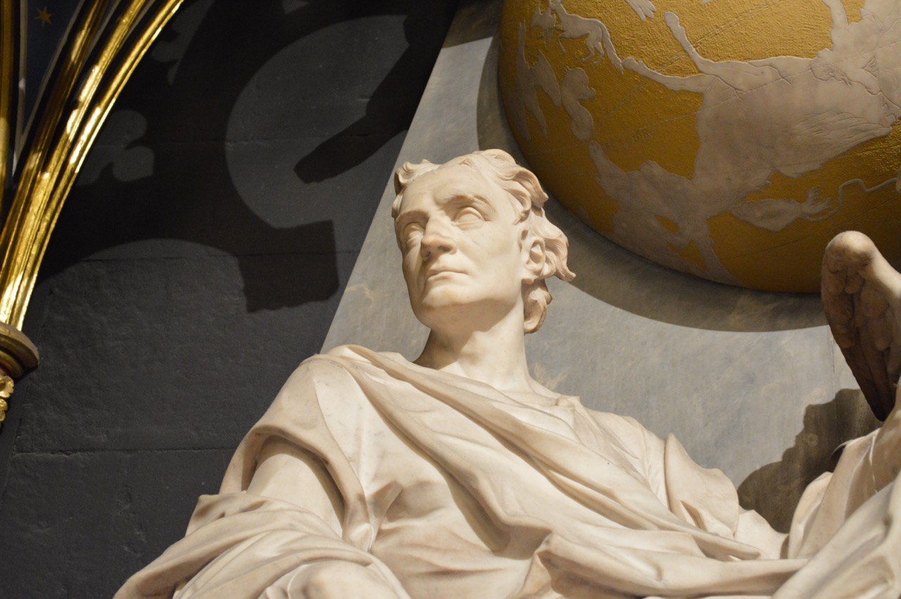 isaac newton westminster abbey