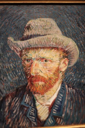 The Van Gogh Museum was founded in 1973 and is home to the largest collection of Van Gogh drawings and paintings in the world.