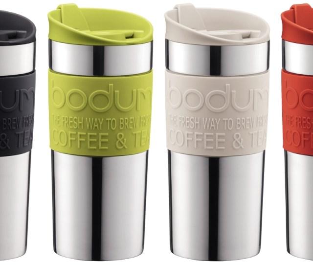 Bodum Vacuum Travel Mug