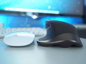 Logitech MX Master vs Apple Magic Mouse