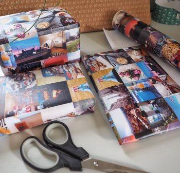 wrap.me Geschenkpapier