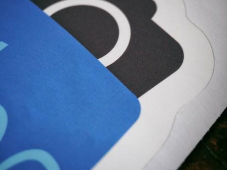 Stickeryeti Wandaufkleber
