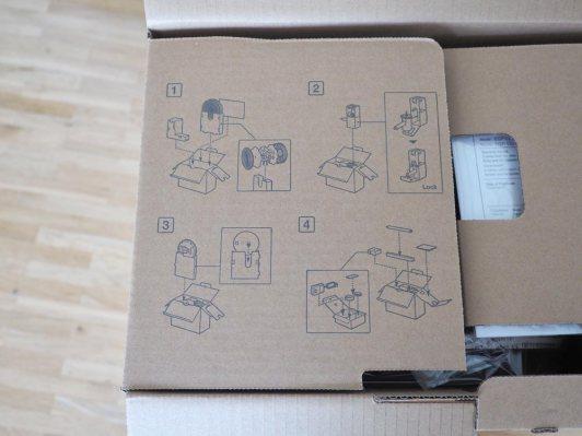 GreenFan Verpackung