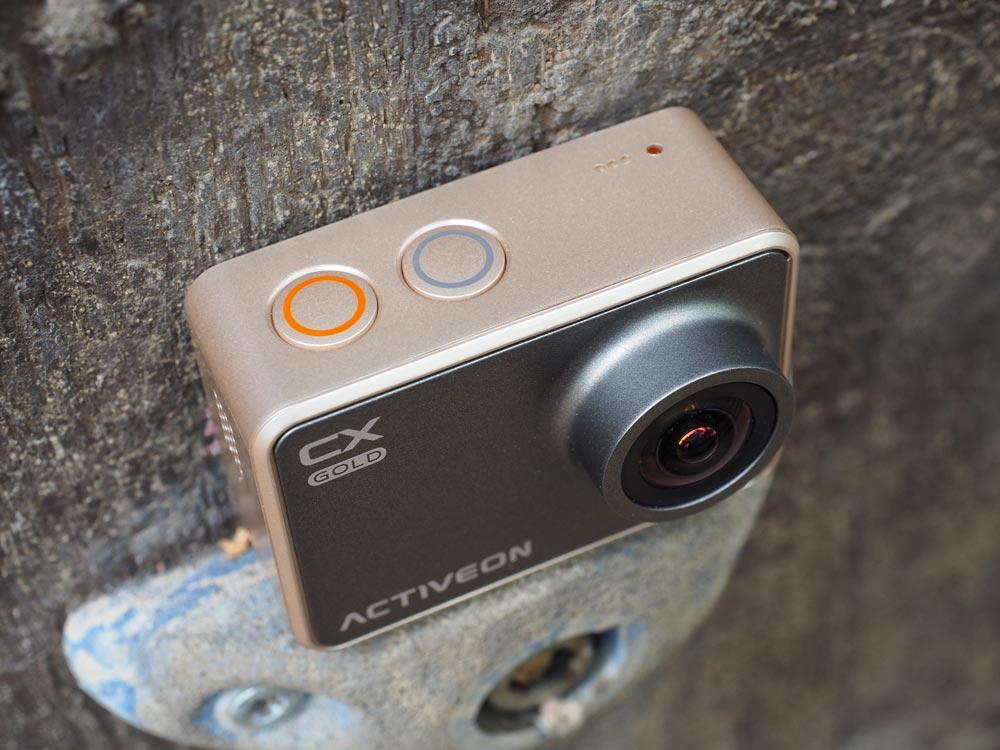 CX Gold Actioncam