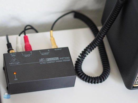 Behringer PP400 Vorverstärker