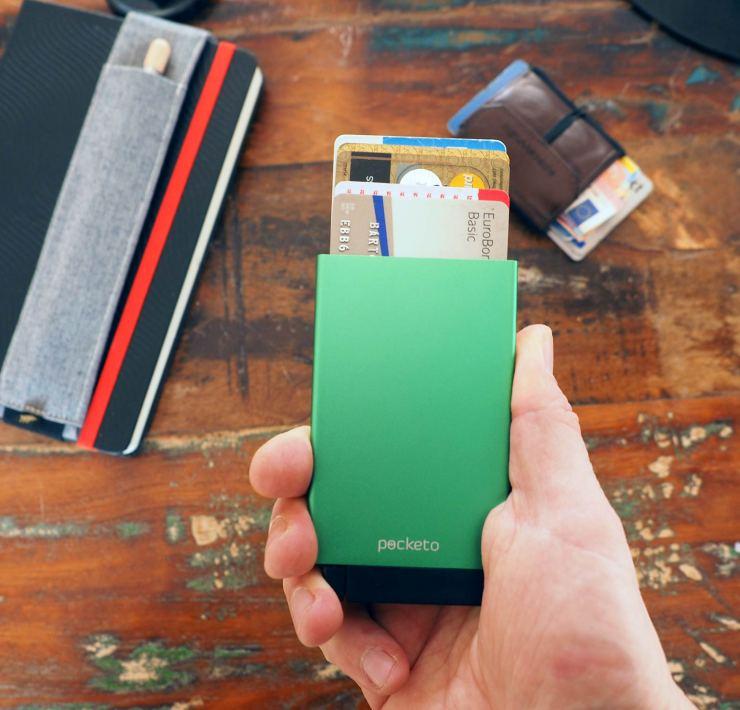 Pocket Kartenetui für 5 Karten