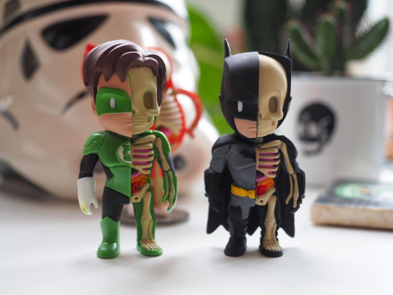 Mightyjaxx XXRay Designer Toys von mintyfresh