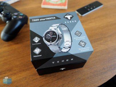 TIGER smartWATCH Box