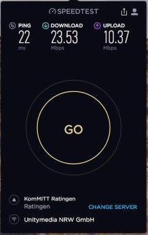 WiFi Speed