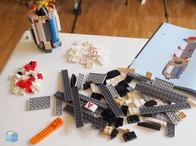 LEGO Saturn V 1969 Steine