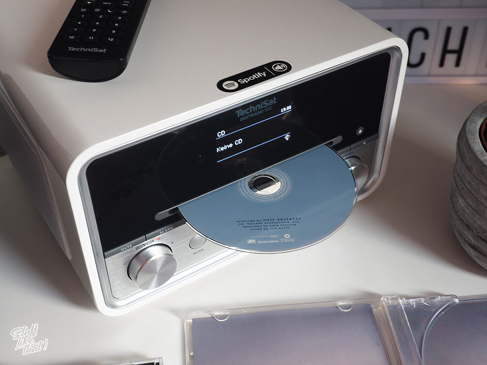 TechniSat DigitRadio 580 CD-Player