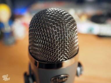 Blue Yeti Nano Mikrofon