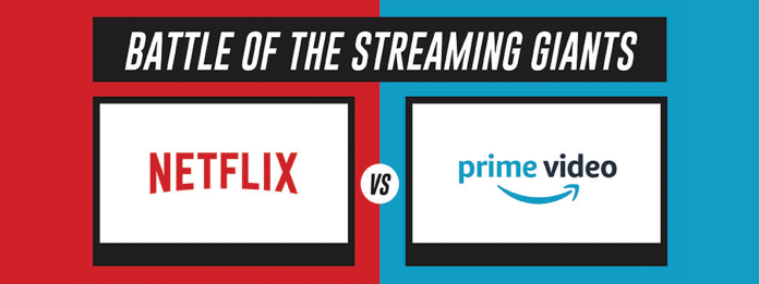 Netflix vs Amazon Prime Video