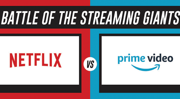Netflix vs Amazon Prime Video