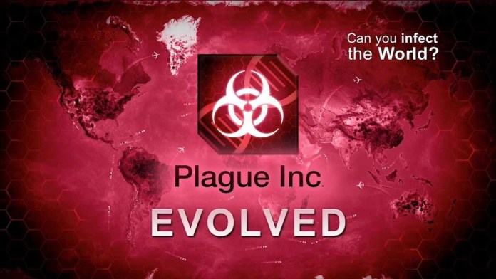 Plague inc Best free games for iPhone in 2019