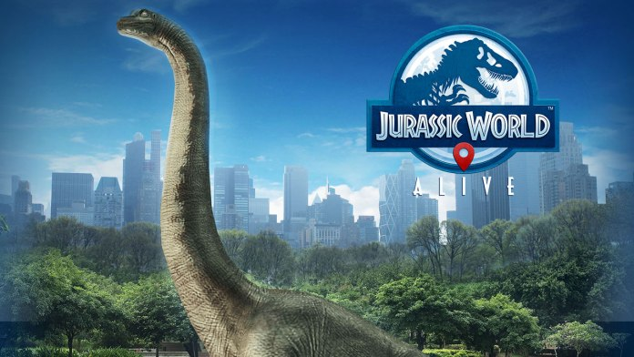 jurassic-world-alive Best free games for iPhone in 2019
