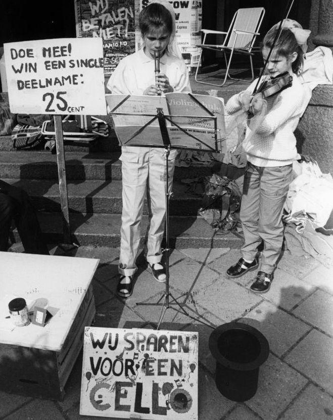 Netherlands 1984 queen's day