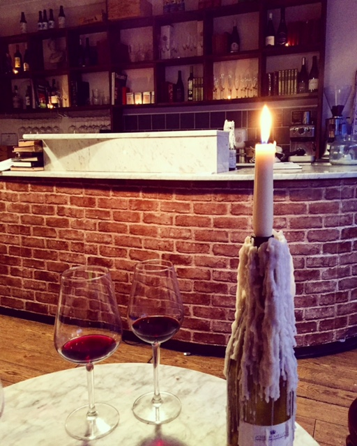 The Library Wine Bar