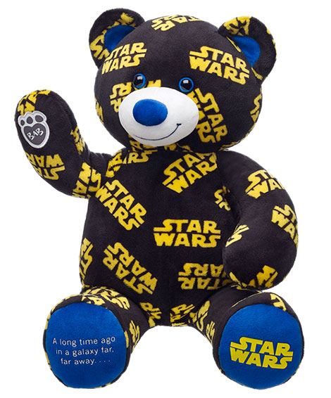 Build A Bear Launches Its First Line Of Scented Teddy