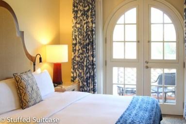Beautiful Bedroom with Patio