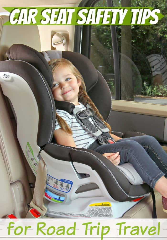 Car Seat Safety Tips For Road Trips