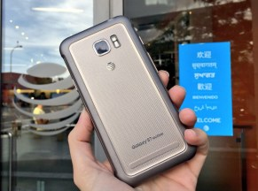 Sneak peek at the gorgeous new Samsung Galaxy S7 Active