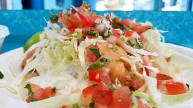 Fish tacos just the way I love them!