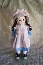 Holly Hobbie porcelain doll