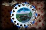 Rock City souvenir plate