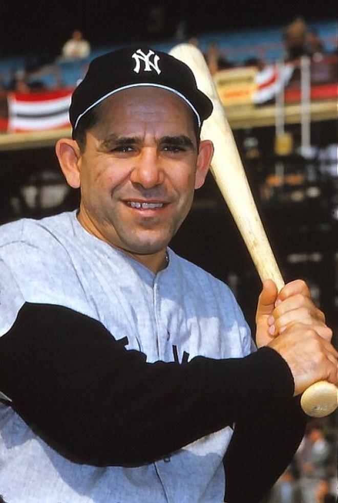 Yogi Berra Remembered In Photos
