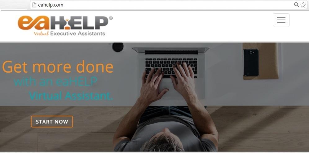 eahelp virtual assistance job