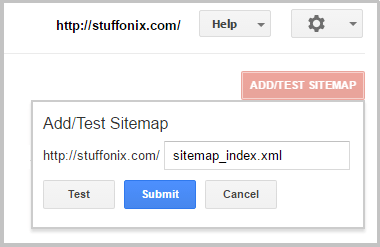 add-sitemap-in-search-console
