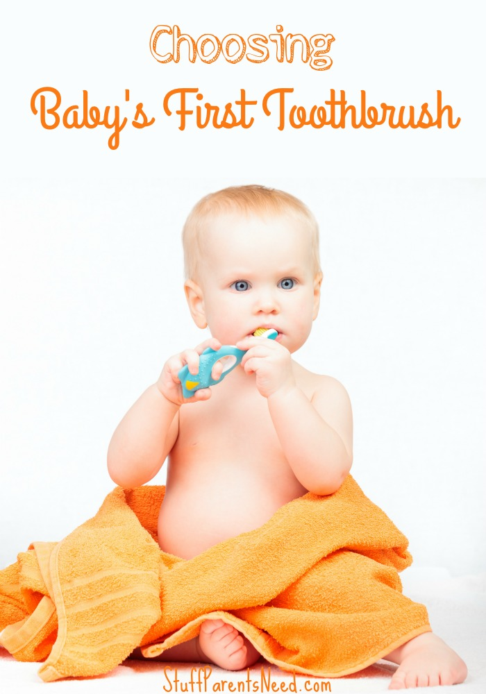 best first toothbrush