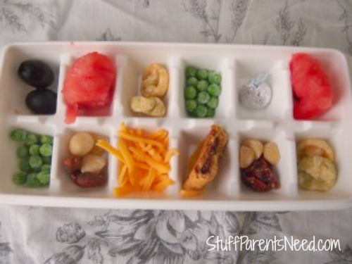 snack ideas for toddlers: snack tray