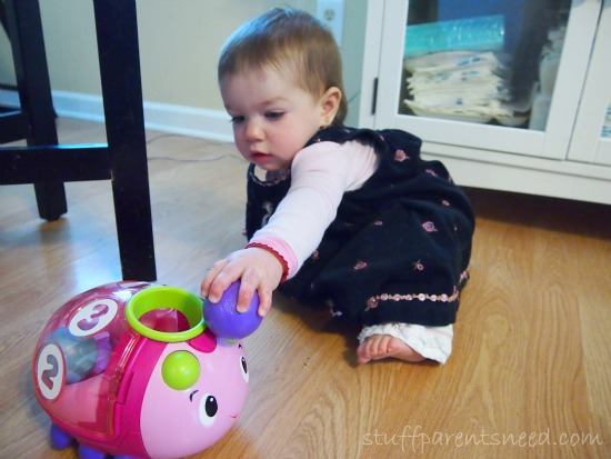 Count n' Roll Buggie first birthday gift idea