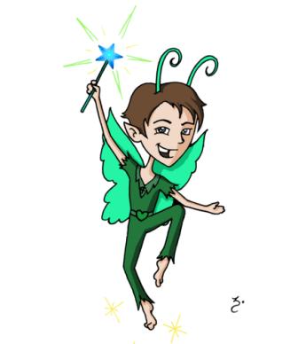 male fairy