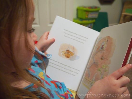 Darah from Stuff Parents Need reading Hooligan Bears